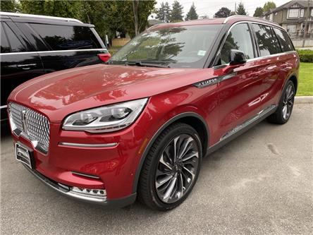 2020 Lincoln Aviator Reserve (Stk: 206363) in Vancouver - Image 1 of 8
