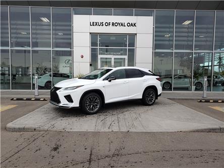 2021 Lexus RX 350 Base (Stk: L21040) in Calgary - Image 1 of 13