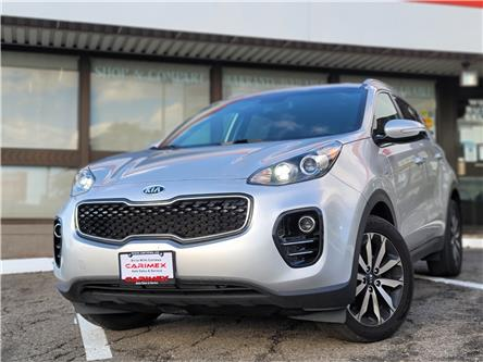 2017 Kia Sportage EX (Stk: 2009287) in Waterloo - Image 1 of 19