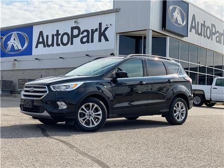 2017 Ford Escape SE (Stk: 17-05540MB) in Barrie - Image 1 of 26