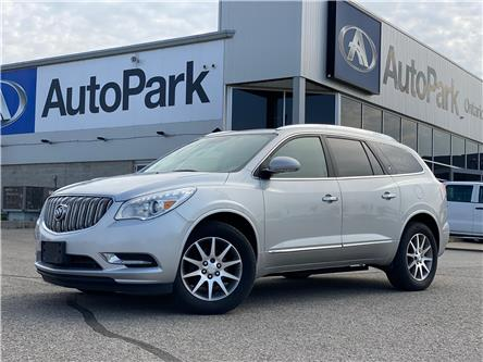 2017 Buick Enclave Leather (Stk: 17-31761T) in Barrie - Image 1 of 29