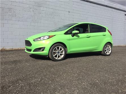 2014 Ford Fiesta SE (Stk: 2838) in Belleville - Image 1 of 12