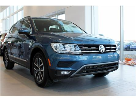 2020 Volkswagen Tiguan Comfortline (Stk: V7452A) in Saskatoon - Image 1 of 17