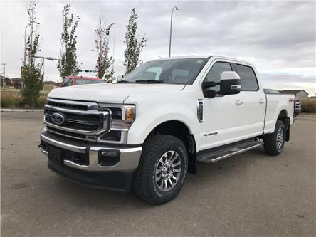 2020 Ford F-350 Lariat (Stk: LSD076) in Ft. Saskatchewan - Image 1 of 23