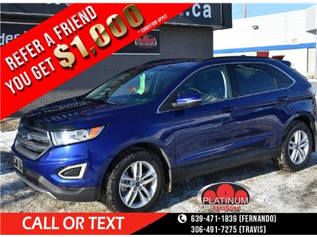 2015 Ford Edge SEL (Stk: PP558) in Saskatoon - Image 1 of 26