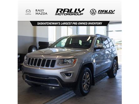 2014 Jeep Grand Cherokee Limited (Stk: COS10) in Prince Albert - Image 1 of 11