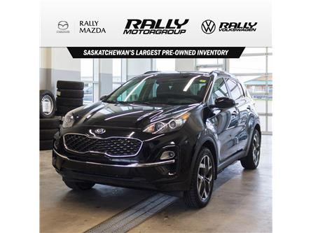 2020 Kia Sportage  (Stk: V1255) in Prince Albert - Image 1 of 13