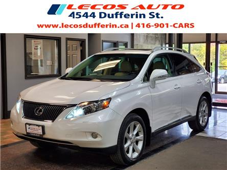 2011 Lexus RX 350 Base (Stk: 105297) in Toronto - Image 1 of 26