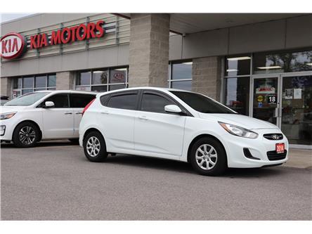 2014 Hyundai Accent GL (Stk: 84814) in Cobourg - Image 1 of 22