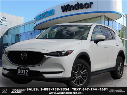 2017 Mazda CX-5 GS (Stk: PR4433) in Windsor - Image 1 of 25