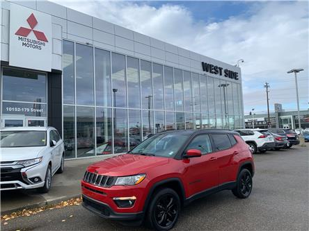 2018 Jeep Compass North (Stk: BM3924) in Edmonton - Image 1 of 27