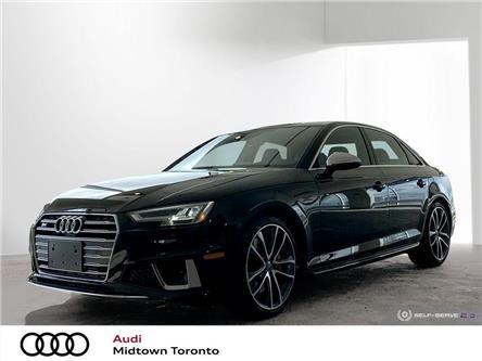 2019 Audi S4 3.0T Technik (Stk: P8374) in Toronto - Image 1 of 24