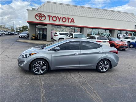 2016 Hyundai Elantra  (Stk: 2002752) in Cambridge - Image 1 of 10