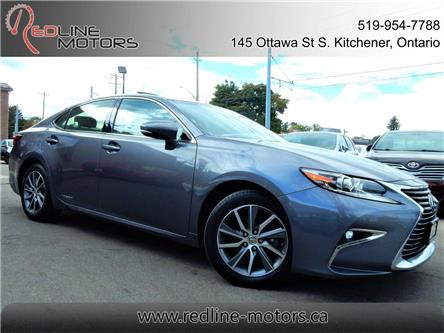 2016 Lexus ES 300h Base (Stk: JTHBW1) in Kitchener - Image 1 of 28