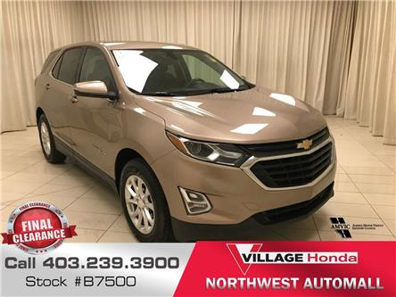 2018 Chevrolet Equinox 1LT (Stk: B7500) in Calgary - Image 1 of 19