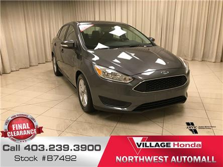 2015 Ford Focus SE (Stk: B7492) in Calgary - Image 1 of 20