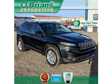 2015 Jeep Cherokee Limited (Stk: 13848A) in Saskatoon - Image 1 of 23