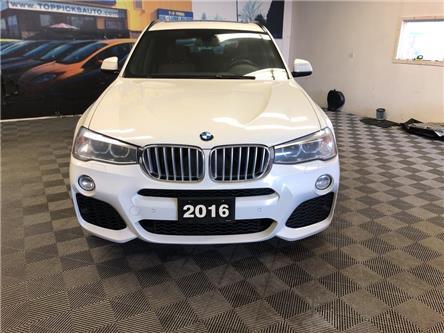 2016 BMW X3 xDrive35i (Stk: r18104) in NORTH BAY - Image 1 of 18