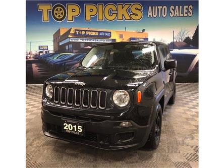 2015 Jeep Renegade Sport (Stk: C30251) in NORTH BAY - Image 1 of 25
