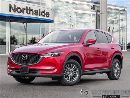 2021 Mazda CX-5 GX (Stk: M21038) in Sault Ste. Marie - Image 1 of 23