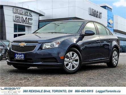 2013 Chevrolet Cruze LT Turbo (Stk: 267019A) in Etobicoke - Image 1 of 28