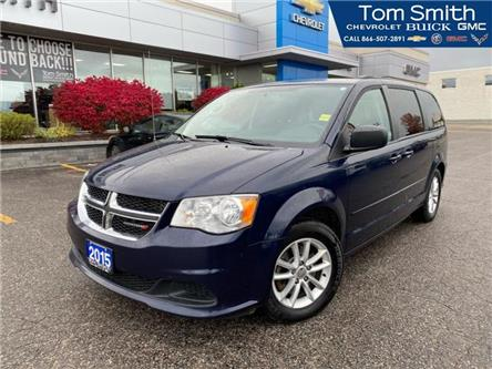 2015 Dodge Grand Caravan SE/SXT (Stk: 200648A) in Midland - Image 1 of 21