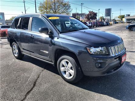 2014 Jeep Compass Sport/North (Stk: 2851A) in Windsor - Image 1 of 11