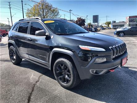 2015 Jeep Cherokee Trailhawk (Stk: 2342B) in Windsor - Image 1 of 13