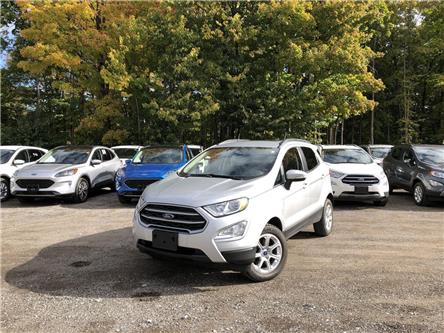 2019 Ford EcoSport SE (Stk: ES20485A) in Barrie - Image 1 of 16