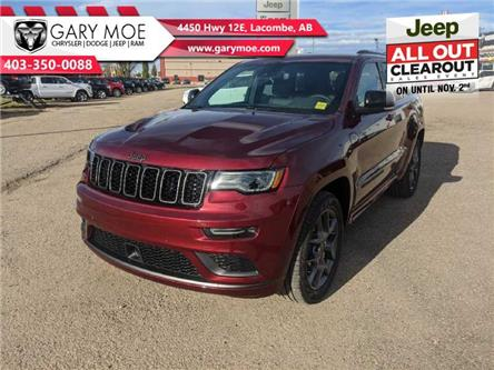 2020 Jeep Grand Cherokee Limited (Stk: F202501) in Lacombe - Image 1 of 19