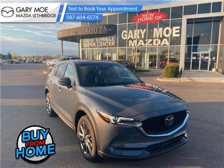 2021 Mazda CX-5 Signature (Stk: 21-3146) in Lethbridge - Image 1 of 14