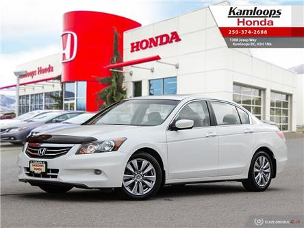 2012 Honda Accord EX-L V6 (Stk: 15086A) in Kamloops - Image 1 of 25