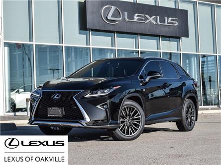 2016 Lexus RX 350 Base (Stk: UC8008) in Oakville - Image 1 of 24