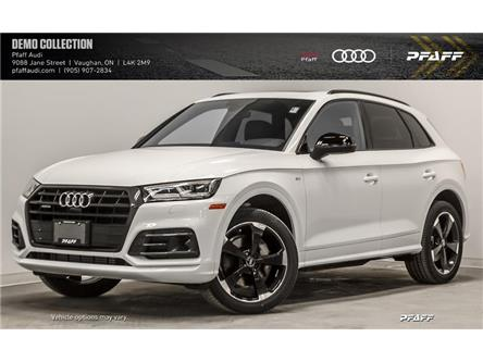2020 Audi Q5 45 Progressiv (Stk: T18680) in Vaughan - Image 1 of 21