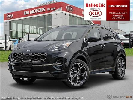 2021 Kia Sportage SX (Stk: ST21006) in Mississauga - Image 1 of 23