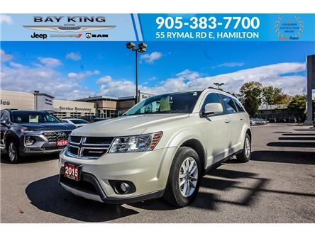 2015 Dodge Journey SXT (Stk: 207178A) in Hamilton - Image 1 of 29
