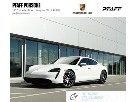 2020 Porsche Taycan 4S (Stk: P16086) in Vaughan - Image 1 of 19