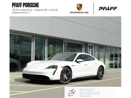 2020 Porsche Taycan 4S (Stk: P16124) in Vaughan - Image 1 of 16