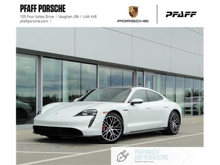 2020 Porsche Taycan 4S (Stk: P16207) in Vaughan - Image 1 of 22