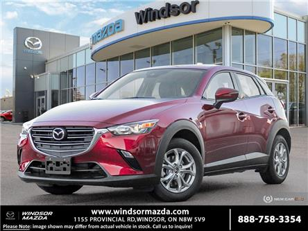 2021 Mazda CX-3 GS (Stk: C31363) in Windsor - Image 1 of 23