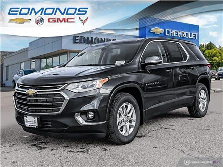 2020 Chevrolet Traverse LT (Stk: 0057) in Huntsville - Image 1 of 27