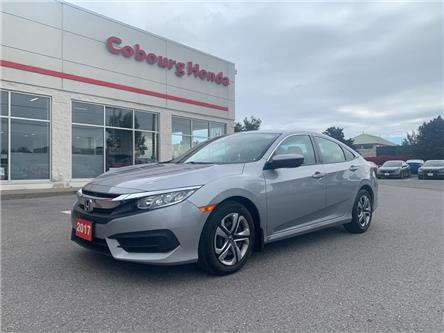 2017 Honda Civic LX (Stk: 20246A) in Cobourg - Image 1 of 23