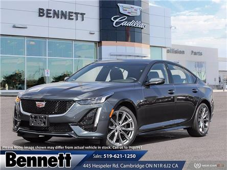 2020 Cadillac CT5 Sport (Stk: 200736) in Cambridge - Image 1 of 23