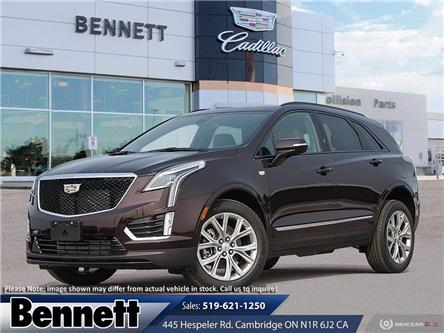 2021 Cadillac XT5 Sport (Stk: 210038) in Cambridge - Image 1 of 10