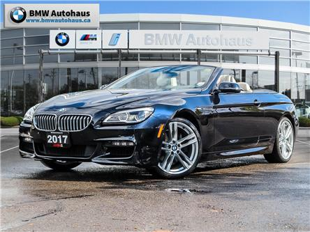 2017 BMW 650i xDrive (Stk: P9771) in Thornhill - Image 1 of 31