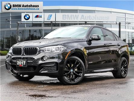 2017 BMW X6 xDrive35i (Stk: P9825) in Thornhill - Image 1 of 31