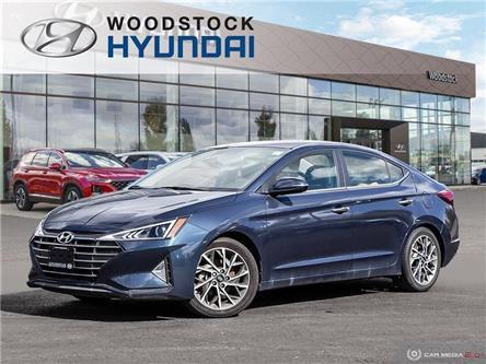 2020 Hyundai Elantra Luxury (Stk: HD20026) in Woodstock - Image 1 of 22