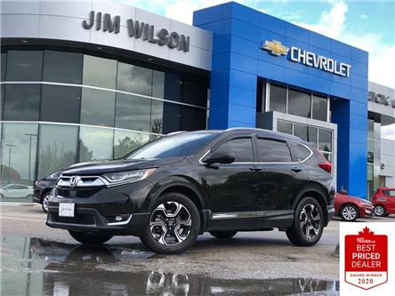 2017 Honda CR-V Touring (Stk: 6496) in Orillia - Image 1 of 23