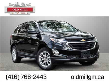 2020 Chevrolet Equinox LT (Stk: L6262523) in Toronto - Image 1 of 21