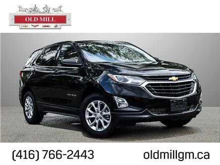 2020 Chevrolet Equinox LT (Stk: L6255363) in Toronto - Image 1 of 20